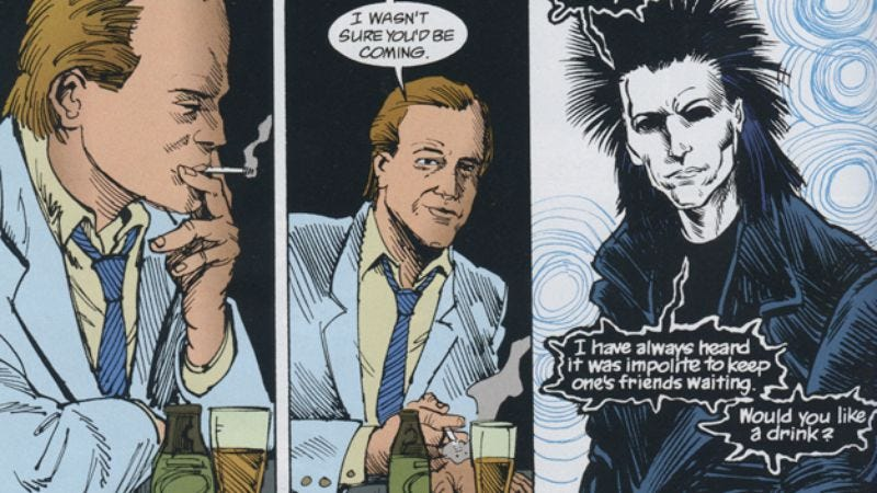 Illustration for article titled The second Sandman collection exposes the cruelty and weakness of Desire