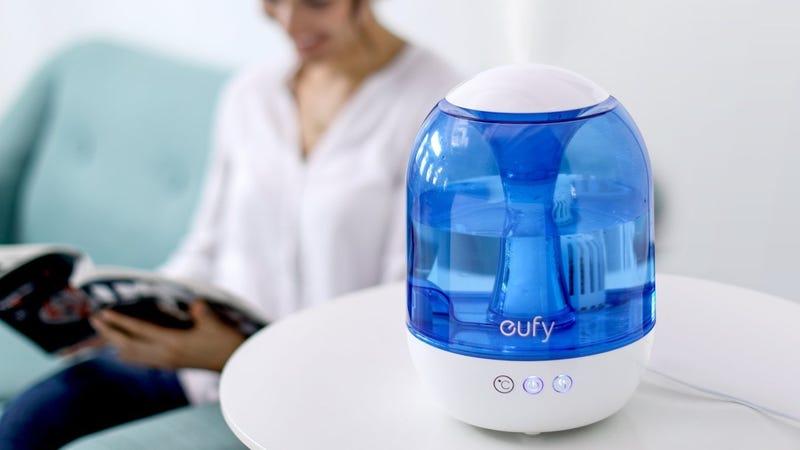 Eufy Humos Air 1.0 Humidifier   $34   Amazon
