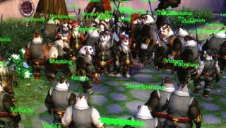 Illustration for article titled Pandas Everywhere, Two Minutes After Pandaria's Launch