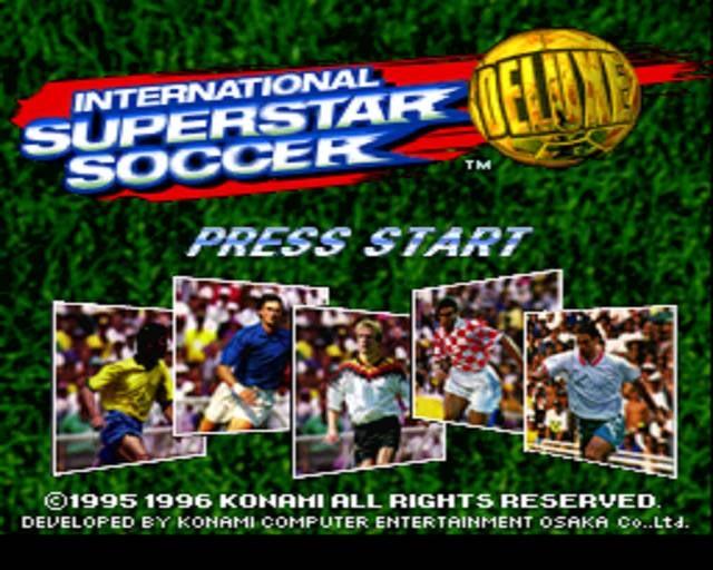 International SuperStar Soccer Deluxe zip