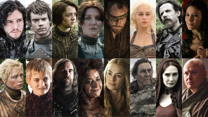 Illustration for article titled Statistician Unpacks Forthcoming Game of Thrones Novel Using Bayesian Models