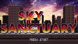 Illustration for article titled Sky Sanctuary Combines Heavy Metal and Video Game Music, Is Badass