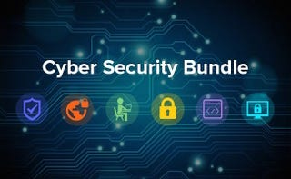 Illustration for article titled Get Up To 92% Off These Cyber Security Resources