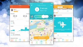 Illustration for article titled Runkeeper Gets a Design Overhaul and New Start Screen for Faster Logging