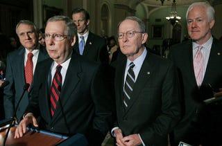 GOP Senate Leaders