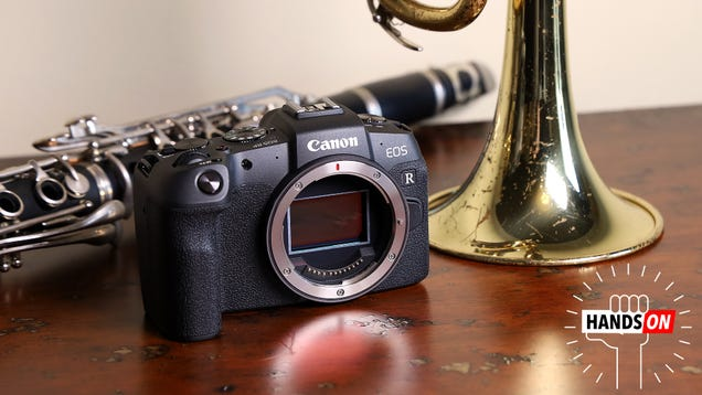 Canon s EOS RP Is the More Affordable Full-Frame Mirrorless Camera We ve Been Waiting For