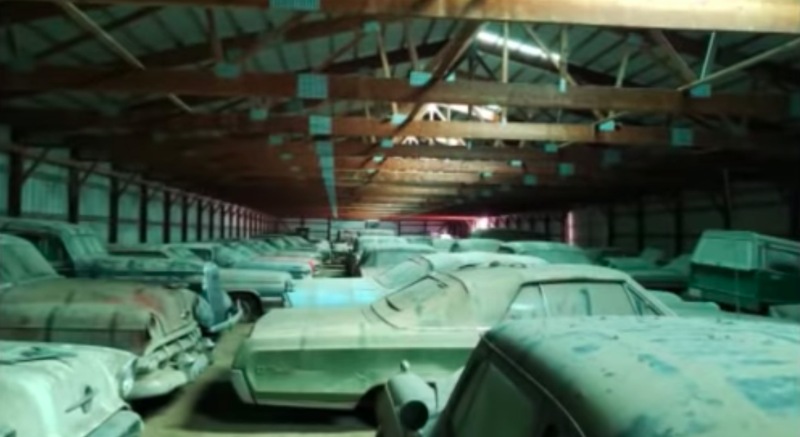 A Minnesota Farmer Spent His Life Collecting Cars And Now His Gigantic Fleet Is Up For Auction