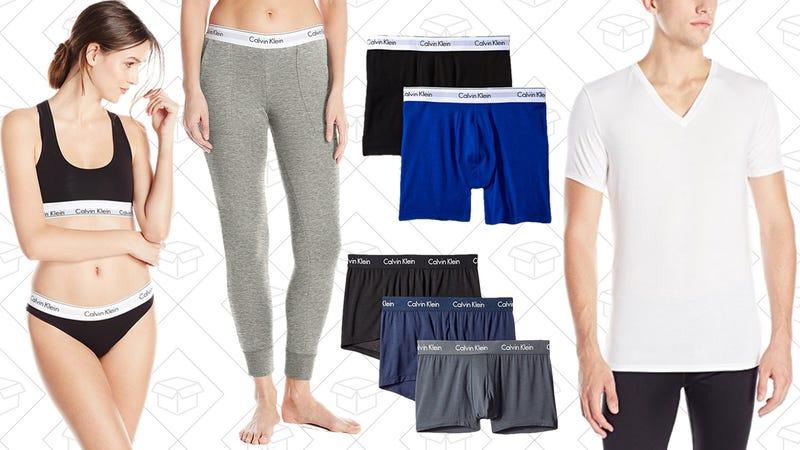 Up to 60% Off Calvin Klein Underwear, Lingerie & More
