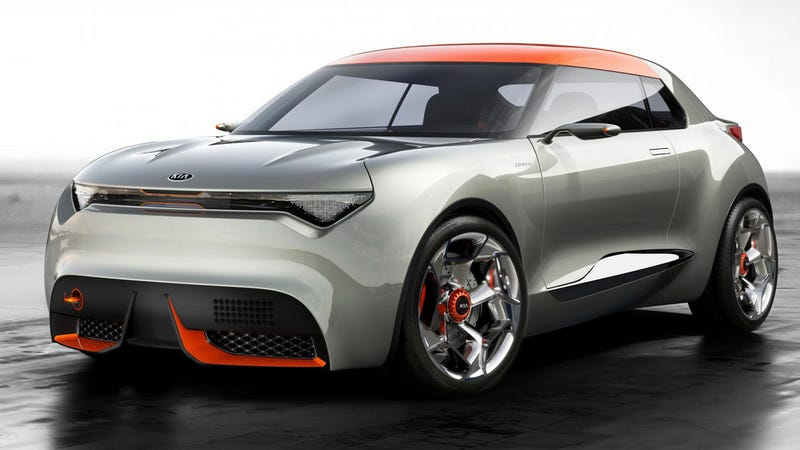 Illustration for article titled Kia Provo Concept Brings Mini Hatch Hotness To Geneva