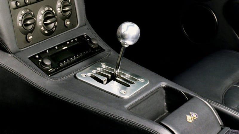 ferrari 599 manual transmission conversion