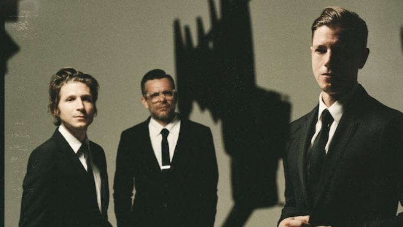 Interpol (Photo courtesy of Matador Records)