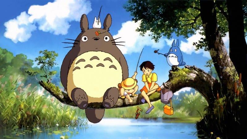 Studio Ghibli construirá un parque temático de 'Mi Vecino Totoro'