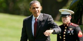President Barack Obama (Nicholas Kamm/AFP/Getty Images)