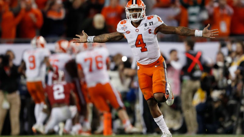 It's Deshaun Watson's Time