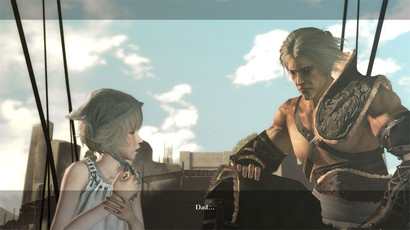 Illustration for article titled There's A Song In Nier That Drives Me Up The Wall