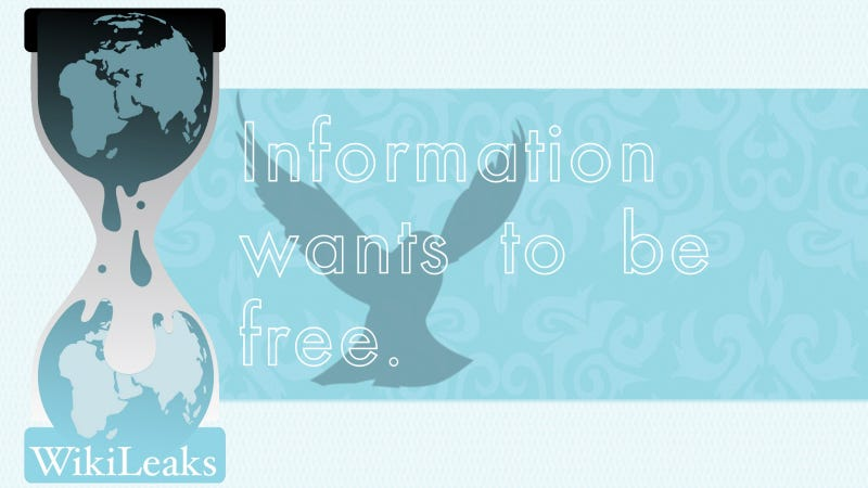 Illustration for article titled WikiLeaks denuncia a Google por enviar al FBI sus emails confidenciales