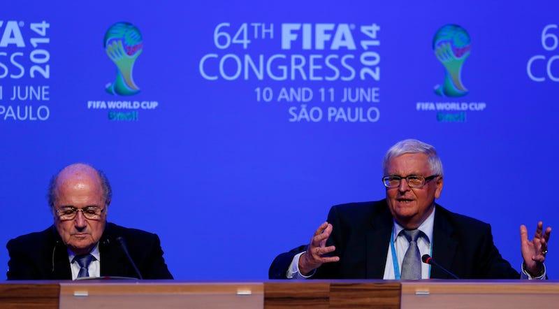 Illustration for article titled Nem lesz focivébé Katarban, mondja egy FIFA-funkcionárius