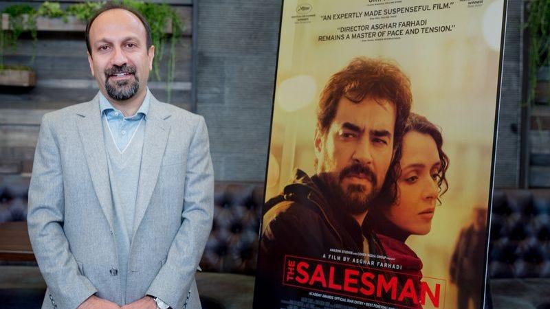 Asghar Farhadi (Photo: Greg Doherty/Getty)