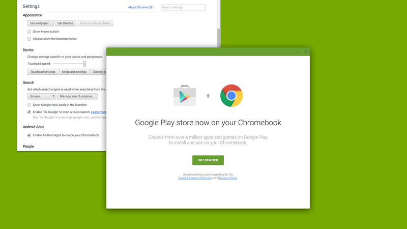 Illustration for article titled Would You Buy a Chromebook If It Ran Android Apps?