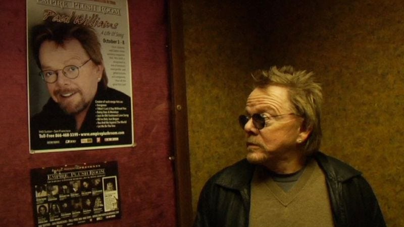 70s hitmaker Paul Williams on having his songs sung by The