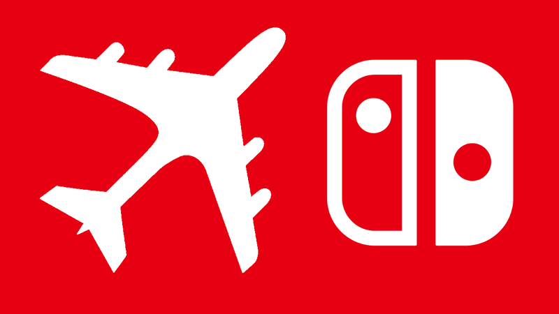 Illustration for article titled How Will the Nintendo Switch Fare on a Business Trip?