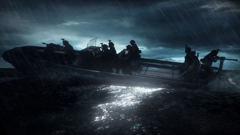 Illustration for article titled Medal of Honor: Warfighter Leaves Afghanistan to Fight Pirates