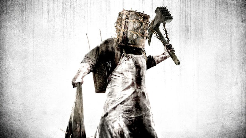 Illustration for article titled The Evil Within's Last Expansion Tries Really Hard, Fails