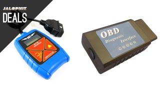 Illustration for article titled Wireless OBD-II Scanner, Craftsman Nut Cracker, Roku Boxes