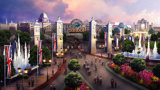 Illustration for article titled There's Going To Be A BBC-themed Theme Park In 2020. Wait, What?