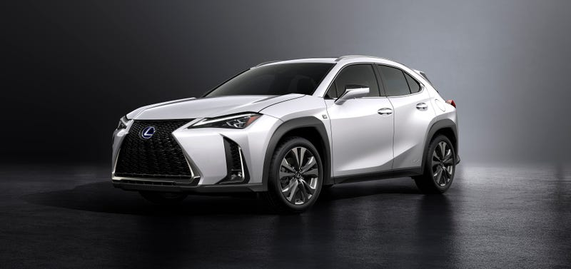 Jalopnik I Am Emotionally Prepared To See The 2019 Lexus Ux Compact