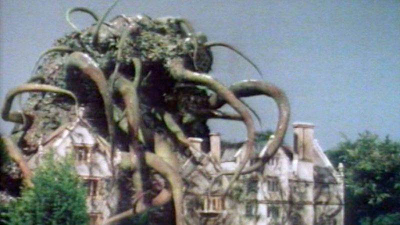 """Illustration for article titled Doctor Who (Classic): """"The Seeds Of Doom"""""""