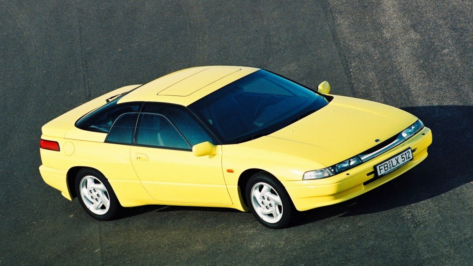 The Weird Reason Subaru Svx Owners Keep Getting The Wrong