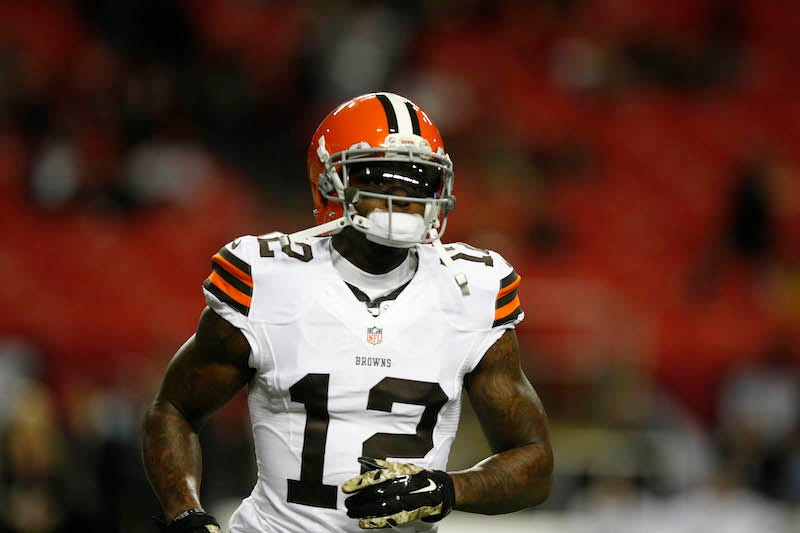 Illustration for article titled Report: NFL Denies Josh Gordon's Reinstatement, Won't Reconsider Until August