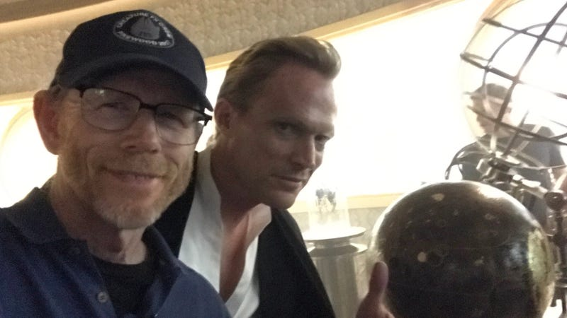 PAUL BETTANY Joining HAN SOLO?