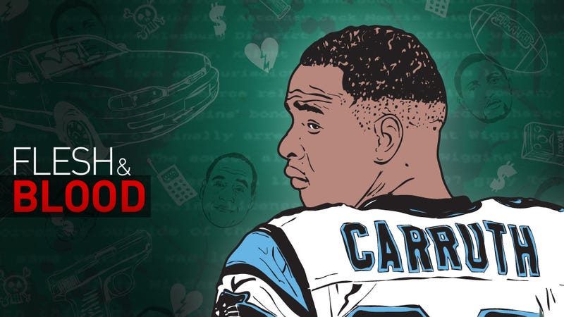 Illustration for article titled Rae Carruth, The Women Who Loved Him, And The One He Wanted Dead