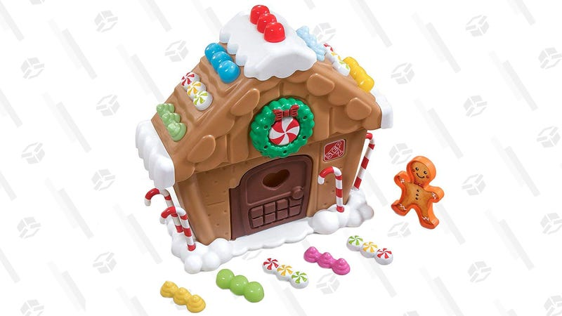 Step2 My First Gingerbread House | $24 | Walmart and Amazon