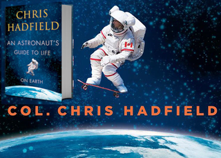 Illustration for article titled Chris Hadfield: An Astronaut's Guide to Life on Earth