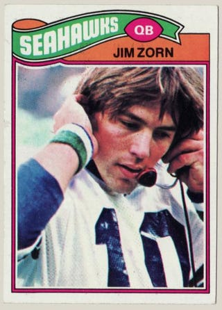 Illustration for article titled After All That...Jim Zorn?
