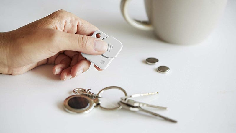 Tile Mate With Replaceable Battery | $20 | Amazon