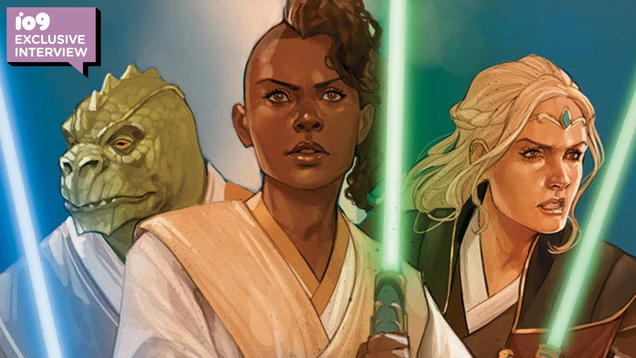 How Marvel s Star Wars: The High Republic Comic Will Show New Sides of the Jedi
