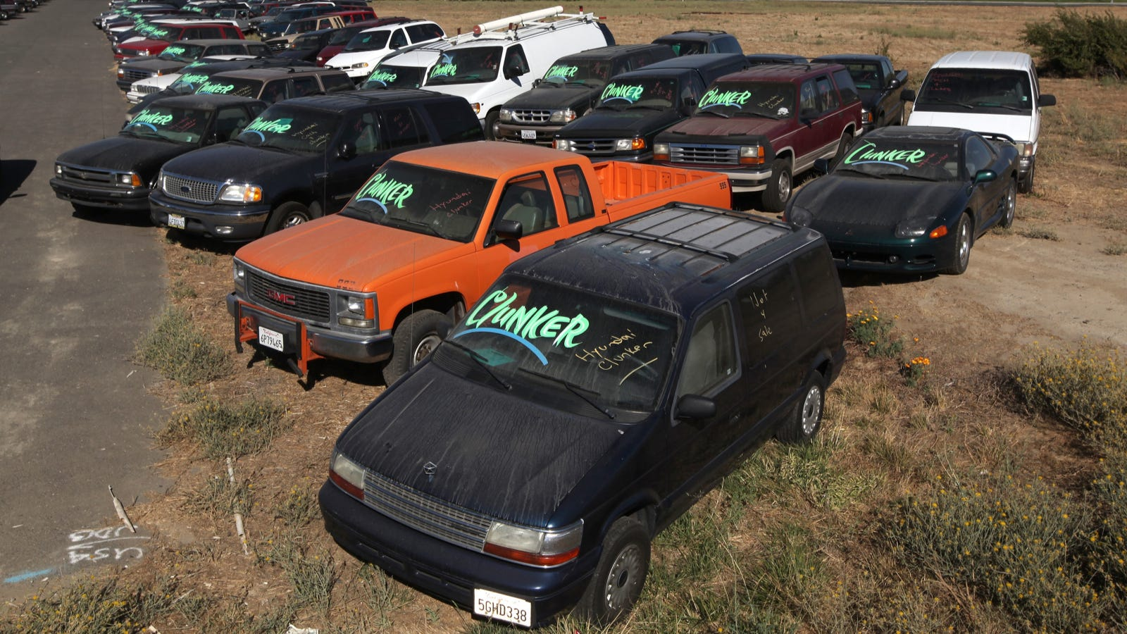 Cash For Clunkers >> Taxpayers Spent $1.4 Million For Every Cash For Clunkers Job Created