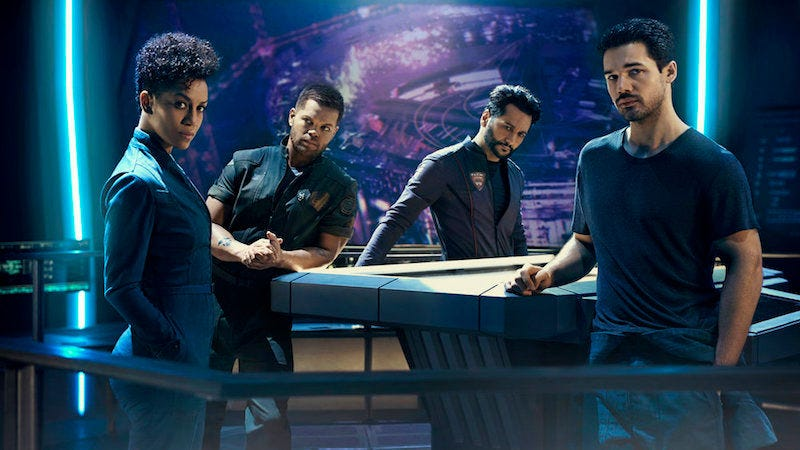 io9's Ultimate Guide to 2018's Scifi, Fantasy, and Superhero TV