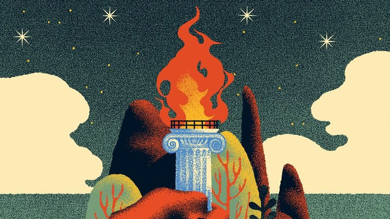 Illustration for article titled Stream an entire album of great instrumental soul from supergroup The Olympians