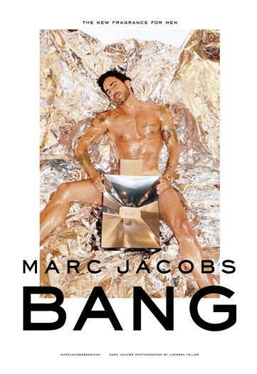 Illustration for article titled Naked Marc Jacobs Hawks Cologne; Thieves Rob Kate Moss