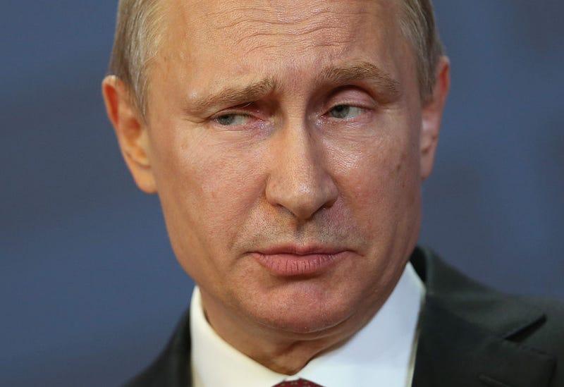 Vladimir Putin (Sean Gallup/Getty Images)