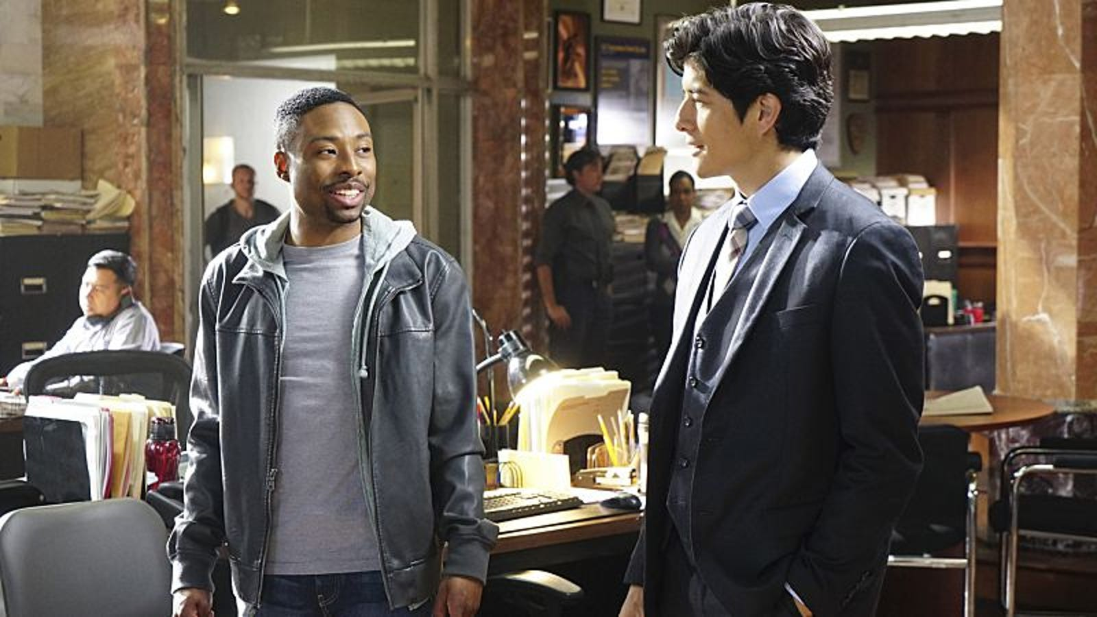 Despite Its Source Material Rush Hour Lacks Identity And Urgency