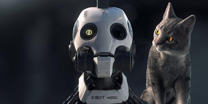 Illustration for article titled Love Death + Robots, la nueva serie animada de David Fincher y Netflix, luce increíble en su tráiler