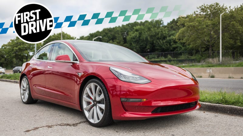 2018 Tesla Model 3 Performance Heres What We Thought