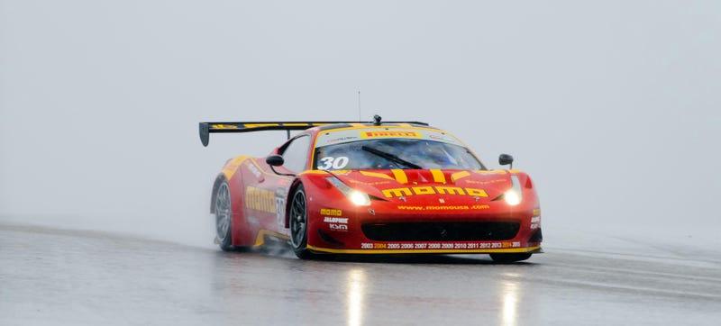 Illustration for article titled Momo's Ferrari 458 GT3 Is The Best Ferrari 458 GT3