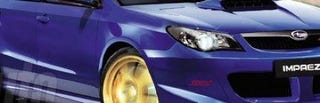 Illustration for article titled New York Auto Show Preview: Spec'ing the 2008 Subaru Impreza